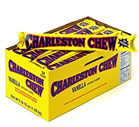 Charleston Chew 24 Count Vanilla 2 lbs, 13oz