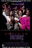 Paris Is Burning POSTER Movie (27 x 40 Inches - 69cm x 102cm) (1990)
