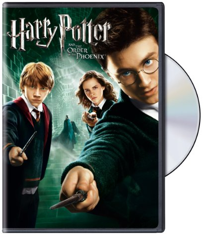 Harry Potter and the Order of the Phoenix (Widescreen Edition) - J.K. Rowling