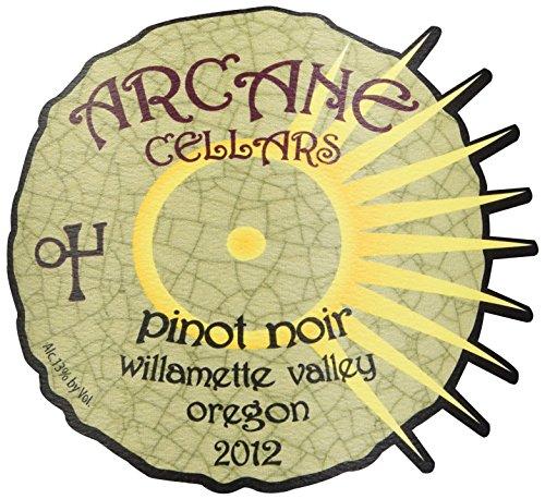 2012 Arcane Cellars Pinot Noir, Willamette Valley, 750 Ml