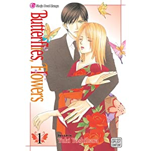 butterfly book anime