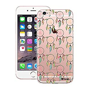 Customizable Hamee Original Designer Cover Thin Fit Crystal Clear Plastic Hard Back Case for Apple iPhone 5 / 5s / SE / 5SE (Dreamcatchers)
