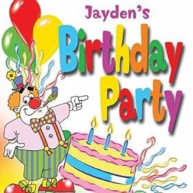 Amazon.com: Happy Birthday Jayden: The Tiny Boppers: MP3