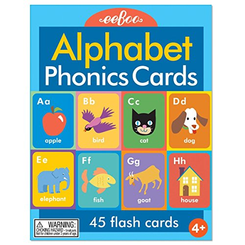 [Alphabet Phonics Flash Cards] (Animals That Start With The Letter A)