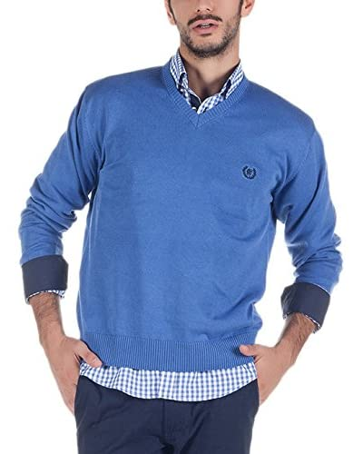 ZZ_ROYAL POLO CUP JT Jersey Azul Royal