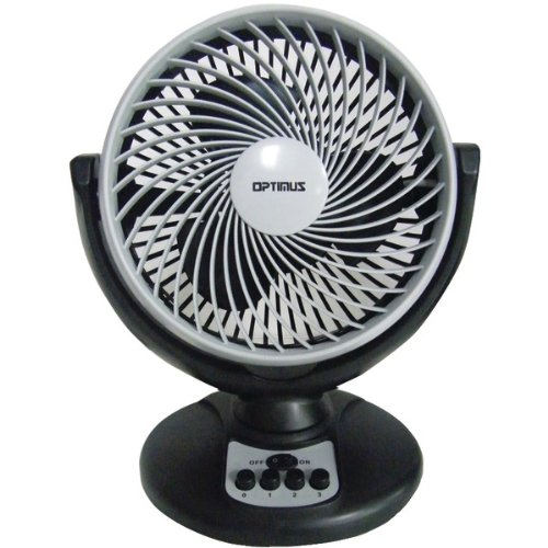 "Optimus 8 Oscillating Turbo High Performance Air Circulator ""Product Category: Home Appliances & Accessories/Fans"""