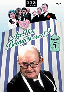 Are You Being Served?, Vol. 5 by BBC Home Entertainment