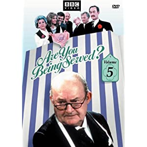 Are You Being Served?, Vol. 5 movie