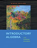 Introductory Algebra  by Lial