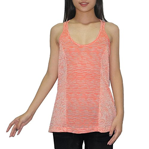 bally-total-fitness-womens-athletic-yoga-running-sports-tank-top-large-orange