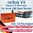 ncXus V3 12-Pin USB SD MP3 CD Wechsler Interface f�r VW AUDI SKODA SEAT