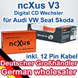 "ncXus V3 12-Pin USB SD MP3 CD Wechsler Interface f�r VW AUDI SKODA SEATvon ""ncXus"""