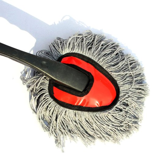 E-PRANCE High Quality Mini car cleaning duster Cotton car care tool