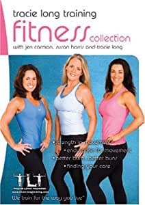 Tracie Long Training Fitness Collection 4 Pack