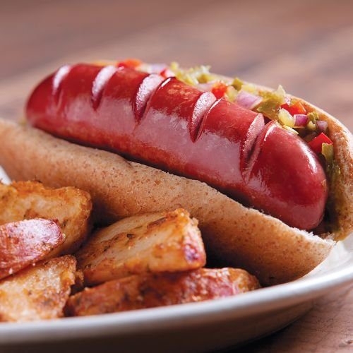 Omaha Steaks 16 Old World Beef Franks