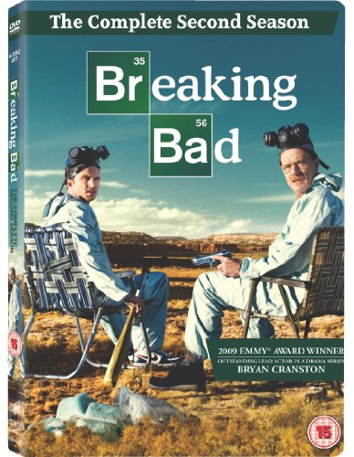 Breaking Bad - Season 2 [DVD] [2010]