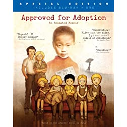 Approved for Adoption (BD+DVD Combo) [Blu-ray]