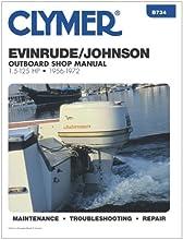 CLYME RB734  Clymer EvinrudeJohnson 15-125 HP Outboards 1956-1972