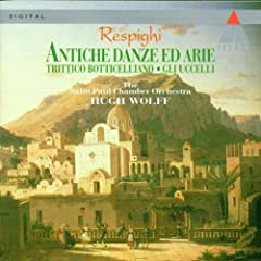 Ancient Airs & Dances Suite 1/3