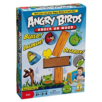 Set A Shopping Price Drop Alert For Angry Birds: Knock On Wood Game