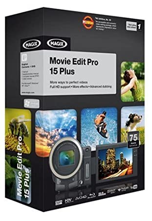 Movie Edit Pro 15 Plus [Old Version]