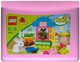 LEGO Duplo Steine & Co. 4623 - Mädchen-Steinebox hergestellt von LEGO
