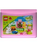 Lego Duplo Briques - 4623 - Jouet d'Eveil - Boîte de Briques - Fille