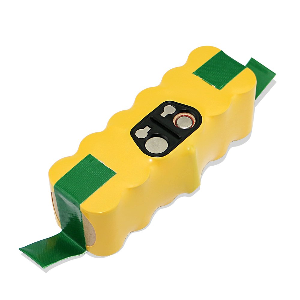 efluky 3.5Ah Ni-MH Replacement Battery For iRobot Roomba 500, 600, 700 and 800 Series 880 510 530 532 535 540 545 550 552 560 562 570 580 581 582 585 595 600 620 630 650 660 700 760 770 780 790 800 870 R3 80501 4419696