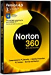 Norton 360 v4.0 - 1 User 3 PC (PC)