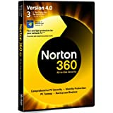 Norton 360 v4.0 - 1 User 3 PC (PC)by Norton from Symantec