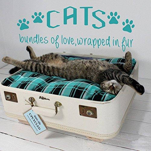 niedlich-huellas-de-gatos-home-vinilo-pared-de-citas-de-entregados-art-decor-bundles-of-love-wrapped