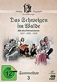 DVD Cover 'Das Schweigen im Walde (1937, 1955, 1976) - Die Ganghofer Verfilmungen - Sammelbox 3 (Filmjuwelen) [3 DVDs]