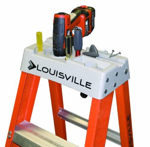 Louisville Ladder Fs1508 300 Pound Duty Rating Fiberglass