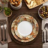 Corelle-Impressions-16-Piece-Dinnerware-Set-Woodland-Leaves-Service-for-4