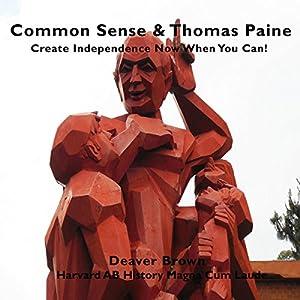Common Sense: Text & Background Audiobook