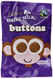 Cadbury Dairy Milk Chocolate Buttons Small Bag (Pack of 24)