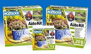 Hozelock mini auto kit kit di irrigazione automatica for Kit irrigazione automatica