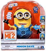 Despicable Me 2 9-inch Talking Figure - Dave