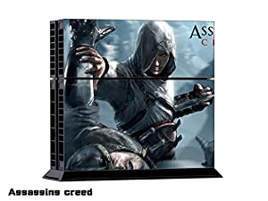 PS4 Designer Skin for Sony Playstation 4 Console System Plus Two(2) Decals For: PS4 Dualshock Controller