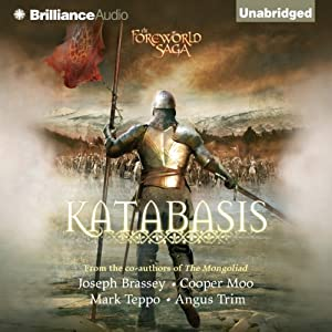 Katabasis: The Foreworld Saga, Book 4 | [Joseph Brassey, Cooper Moo, Mark Teppo, Angus Trim]