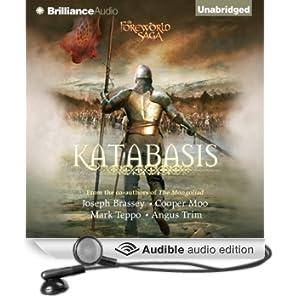 Katabasis: The Foreworld Saga, Book 4 (Unabridged)
