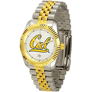 California Golden Bears NCAA Executive Mens Watch by SunTime