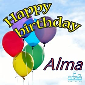 Happy Birthday (Alma)