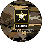 United States Army Strong Tire Covers: F - 29 x 8 Inch