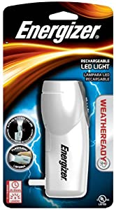 Energizer Weather Ready Compact Rechargeable LED Light by Energizer