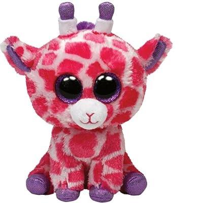 Ty Beanie Boos Twigs Pink Giraffe Regular Plush by Ty Beanie Boos