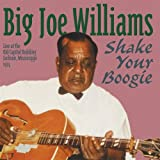 echange, troc Big Joe Williams - Shake Your Boogie