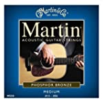 Martin 92/8 Acoustic Guitar Strings...