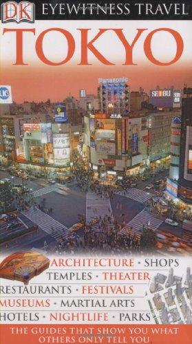 DK Eyewitness Travel Guide to Tokyo