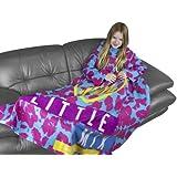 Character World Little Mix Sleeved Fleece Blanket